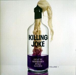 Killing Joke - Live At The Hammersmith Apollo 16.10.2010 Volume 1