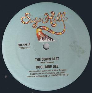 Kool Moe Dee - The Down Beat