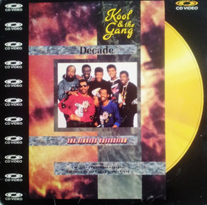 Kool & the Gang - Decade - The Singles Collection