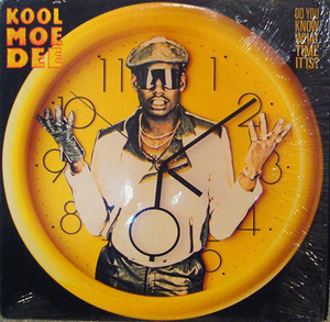 Kool Moe Dee - Do You Know What Time It Is? / I'm Kool Moe Dee