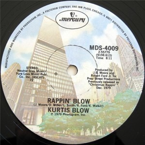 Kurtis Blow - Rappin' Blow