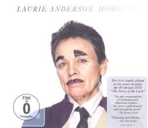 Laurie Anderson - Homeland