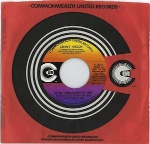 lenny welch - My Heart Won't Let Me