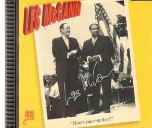 Les McCann - How's Your Mother? (Live In New York 1967)