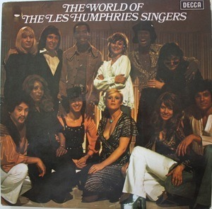The Les Humphries Singers - The World Of The Les Humphries Singers