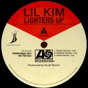 Lil' Kim - Lighters Up / My Ni*#@s