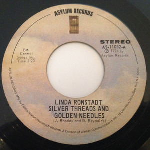 Linda Ronstadt - Silver Threads And Golden Needles