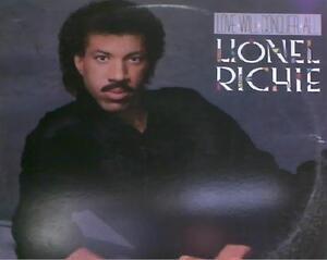 Lionel Richie - Love Will Conquer All