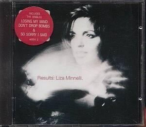 Liza Minnelli - Results
