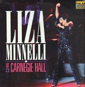 Liza Minnelli - Live at Carnegie Hall