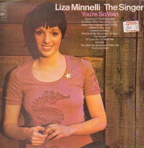 Liza Minnelli - The Singer
