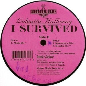 Loleatta Holloway - I Survived