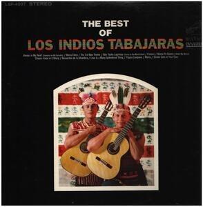 Los Índios Tabajaras - The Best Of