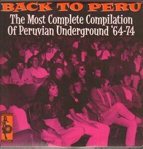 los saicos - Back To Peru -35tr-
