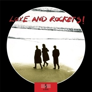 Love and Rockets - 5 Albums Box Set