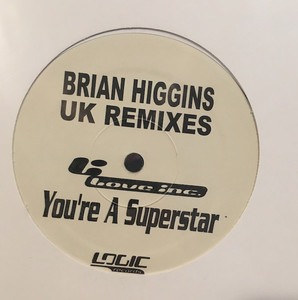release date 43aa5 ae918 Love Inc. - You re A Superstar (UK Remixes)