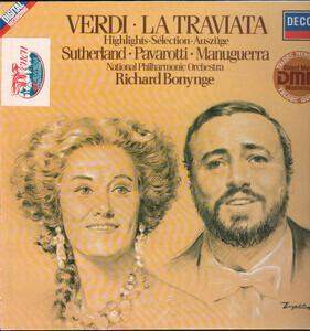 Giuseppe Verdi - La Traviata - Auszüge