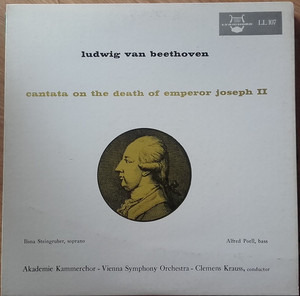 Ludwig Van Beethoven - Cantata on the death of emperor joseph II