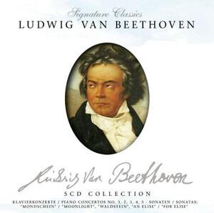 Ludwig Van Beethoven - Piano Concertos & Sonatas