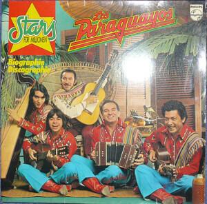 Luis Alberto Del Parana Y Los Paraguayos - Stars für Millionen - Los Paraguayos