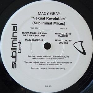 Macy Gray - Sexual Revolution (Subliminal Mixes)
