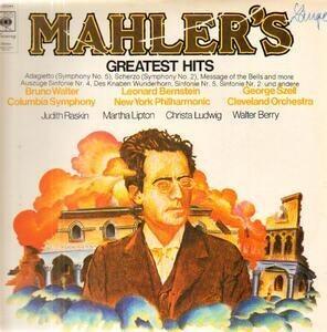 Gustav Mahler - Mahler's Greatest Hits