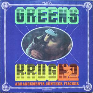 Manfred Krug - No. 3: Greens