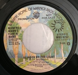 Manfred Manns Earthband - Blinded By The Light