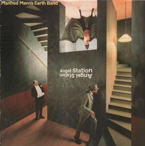 Manfred Manns Earthband - Angel Station