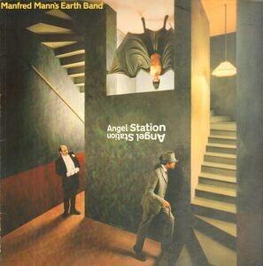 Manfred Manns Earthband - Angel Station