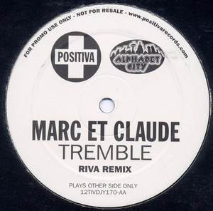 Marc et Claude - Tremble (Riva Remix)
