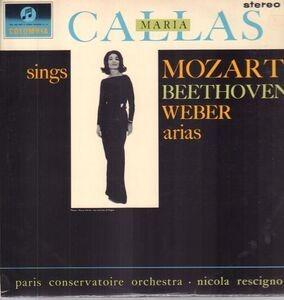 Maria Callas - Callas Sings Mozart, Weber, Beethoven Arias