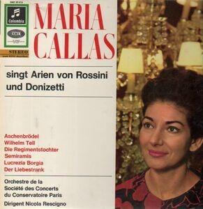 Maria Callas - Canta Rossini e Doneztti