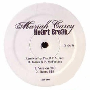 Mariah Carey - Heart Break (Bootleg Mixes)