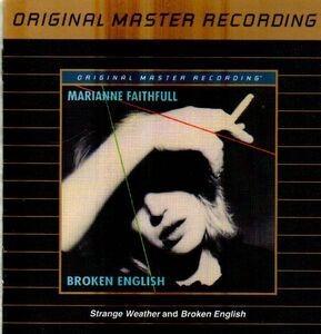 Marianne Faithfull - Broken English & Strange Weather