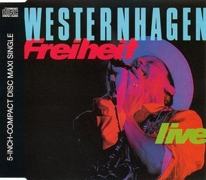 Marius Müller-Westernhagen - Freiheit (Live)
