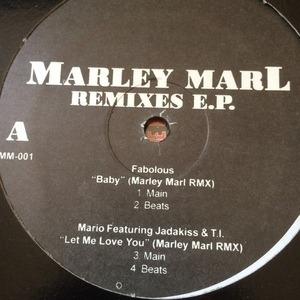 Marley Marl - Remixes E.P.