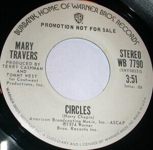 Mary Travers - Circles