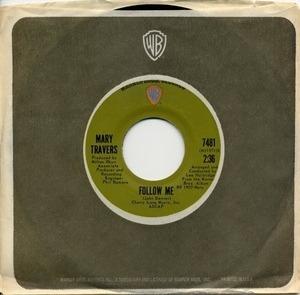 Mary Travers - Follow Me