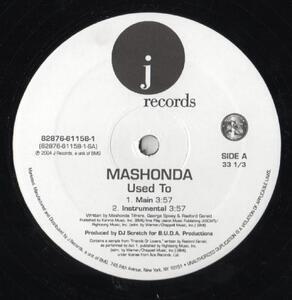 Mashonda - Used To