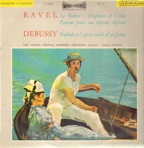 Claude Debussy - Thomas Greene, The London Festival Symphony Orchestra