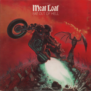 Meat Loaf - Bat Out of Hell