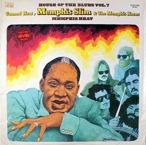 Memphis Slim - Memphis Heat
