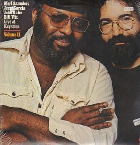 Merl Saunders - Live At Keystone - Volume II