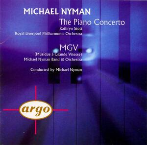 Michael Nyman - The Piano Concerto / MGV