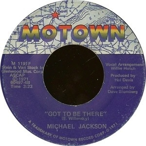 Michael Jackson - Got To Be There / Maria (You Were The Only One)