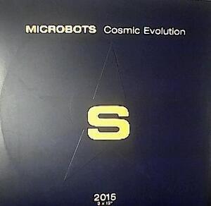 Microbots - Cosmic Evolution