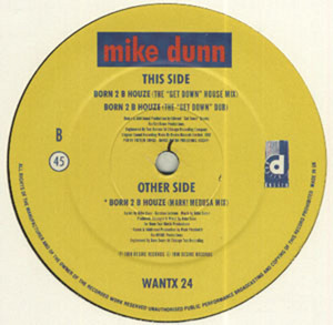 Mike Dunn - Born 2 B Houze