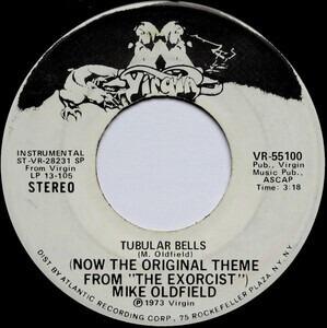 Mike Oldfield - Tubular Bells