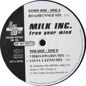 Milk Inc. - Free Your Mind